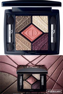min~Christian Dior 經典五色眼影(巴黎天空限定版)3.4g #806 光之都 全新專櫃正貨