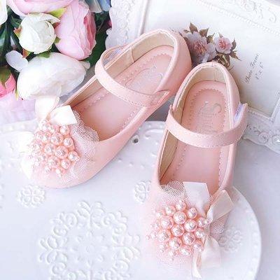 5Cgo【鴿樓】會員有優惠  520872085062 女童鞋子 女童皮鞋女童公主鞋韓版兒童單鞋表演鞋軟底
