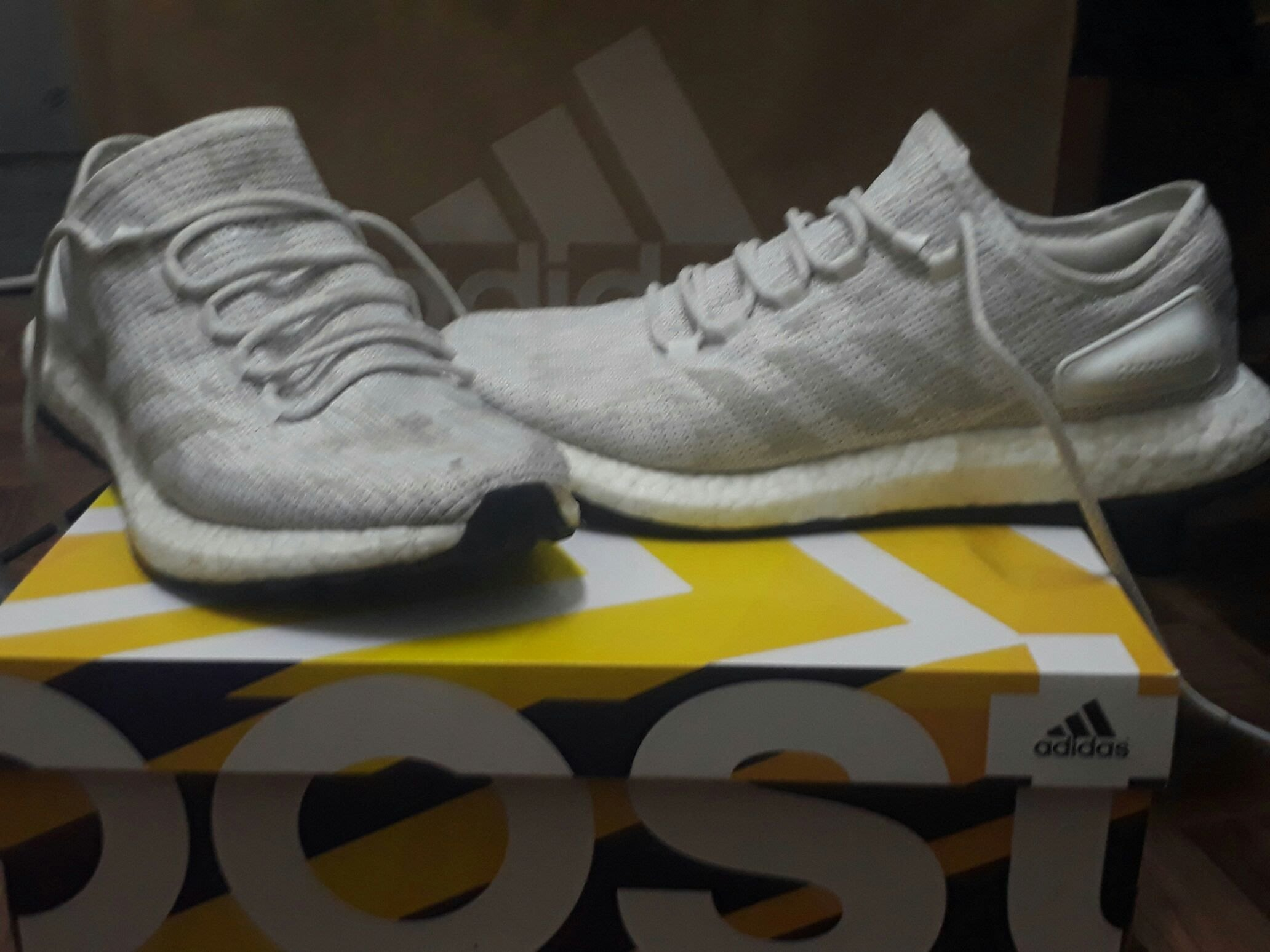 Adidas pure boost us10.5
