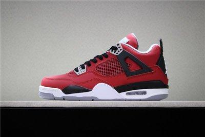 Air Jordan aj4 AJ4 黑紅 經典 中筒 休閒運動籃球鞋 男鞋 308497-603