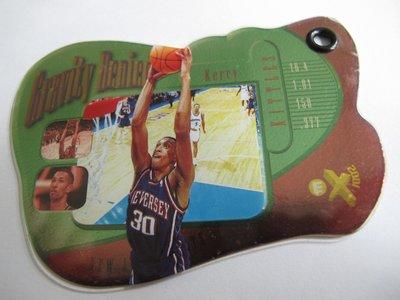 ~ Kerry Kittles ~ 1997-1998年EX Gravity Denied 蝴蝶造型 特殊卡