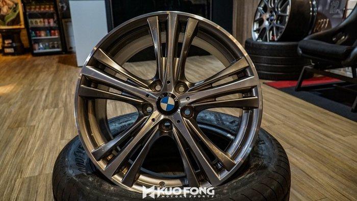 國豐動力 BMW STY407 F30 F31 F32 F36 原廠全新鋁圈 19吋 et36/47 8/8.5j 現貨供應 特價出清 單價價格