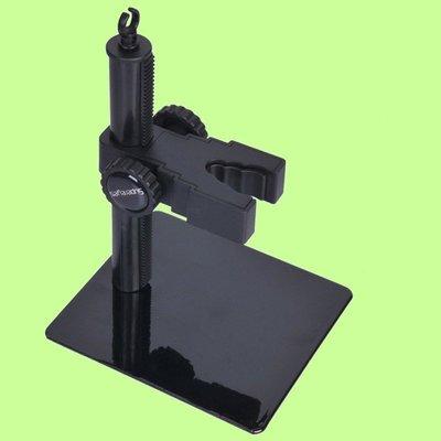5Cgo【權宇】Supereyes 超眼USB高清電子數碼顯微鏡專用 垂直微調電路板網點升降支架 現貨特賣原價500含稅