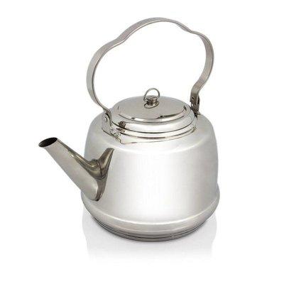 【綠色工場】Petromax Teakettle TK1 不鏽鋼煮水壺 1.5L