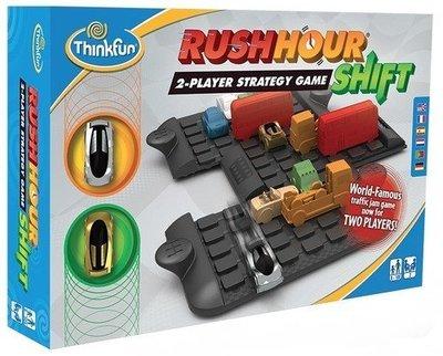 【陽光桌遊世界】Rush Hour Shift 塞車時刻 雙車突圍 兩人遊戲 德國桌上遊戲 Board Game