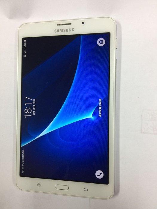 SAMSUNG Galaxy Tab J 7.0 T285YD 4G 雙卡雙待 800萬畫素 四核 7吋