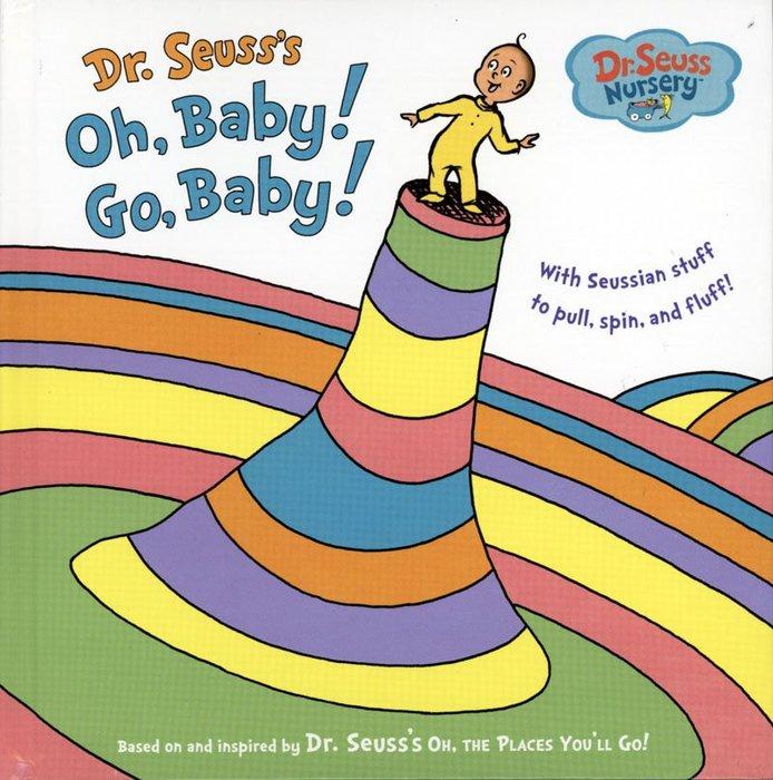 *小貝比的家*OH, BABY! GO, BABY! / 精裝書 (蘇斯博士)3~6歲