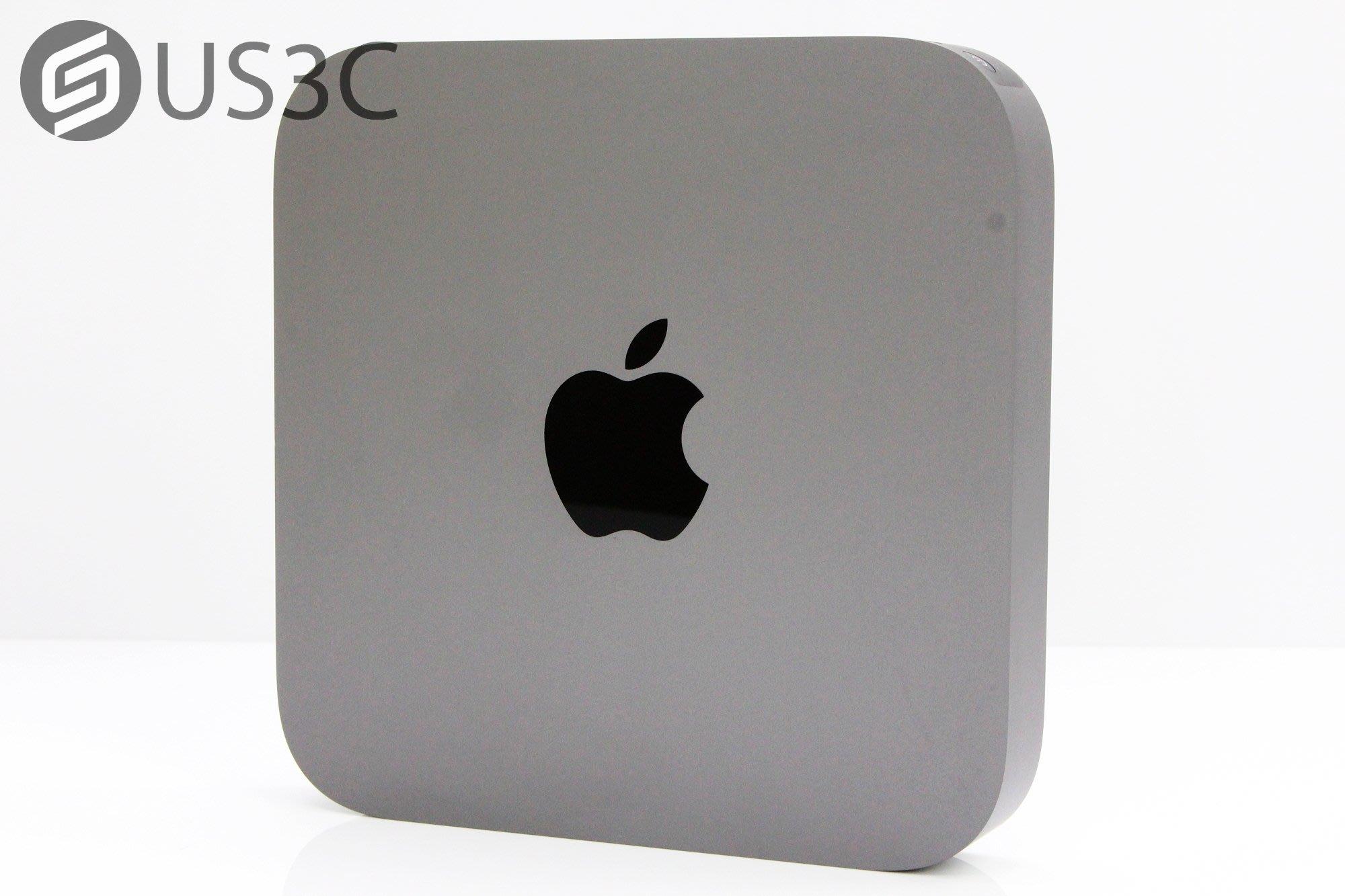 【US3C】公司貨 Apple Mac mini i3 3.6G 8G 128G Fusion Drive 2018年末