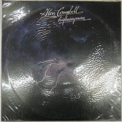 合友唱片 GLEN CAMPBELL - Highwayman (1979) 黑膠唱片 LP 面交 自取