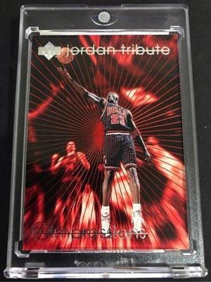 🐐1996-97 Upper Deck Jordan Tribute MJ Impressions #MJ39 Michael Jordan