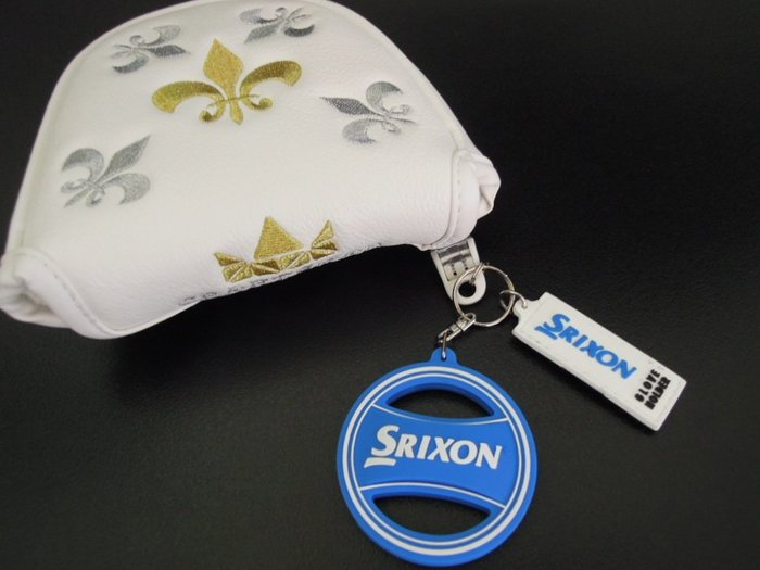 新到貨 SRIXON 潮流造型  手套夾 鑰匙圈 經典黑/紅/藍  讓您省掉找手套的煩惱