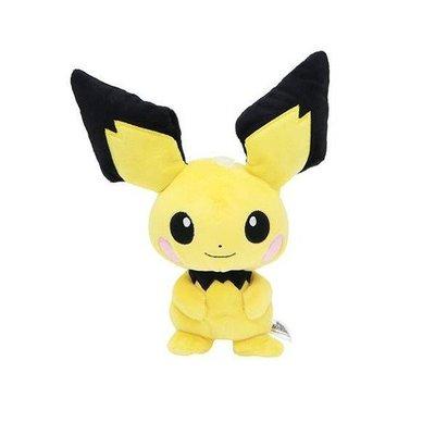 尼德斯Nydus~* 日本正版 寶可夢 神奇寶貝Pokemon 絨毛玩偶 娃娃 公仔 皮卡丘 皮丘 約20cm