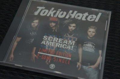 TOKIO HOTEL -  Scream America 單曲 EP