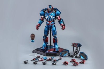訂單 Hot toys Hottoys AVENGERS: ENDGAME War machine IRON PATRIOT 愛國者