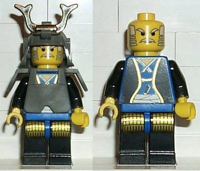 Lego 武士 Ninja - 6093 6083 6089 Ninja Shogun 日本將軍城堡忍者系列