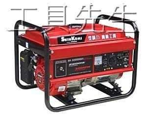 含稅/SK3500/手拉啟動式 【工具先生】SOIN KOMI☆型鋼力 3500W 引擎發電機 發電機 適用:工地.夜市