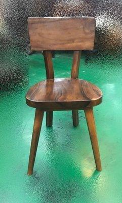 宏品二手家具 家電買賣 台中全新中古傢俱店 WA06AC*全新實木 柚木餐椅*2手戶外休閒桌椅 麻將桌椅 書桌椅 電腦椅