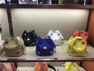 ☆╮PRiNcEsS-Mine ☆╮韓國正品Find Kapoor 肩背包 水桶包 斜背包 肩帶可換☆╮預購 小香風 Chanel Chloe 點點風