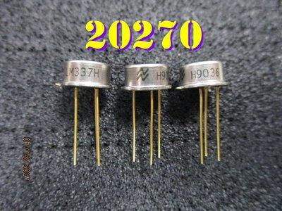 【全冠】NSC LM337H◇TO39 三端可調負穩壓 Adjustable Negative Regulators