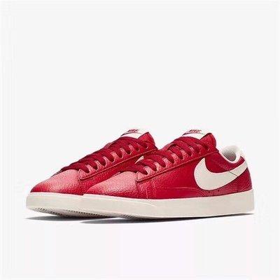 Nike W Blazer Low PRM  板鞋 454471-601  size 36-44