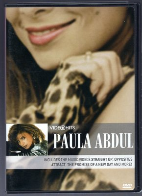 Paula Abdul - Videohits DVD (80歐舞) B Straight Up