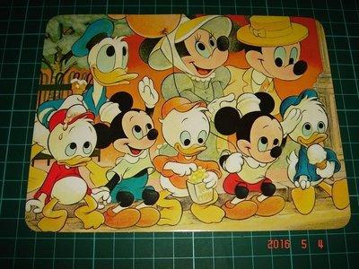 早期明信片收藏《Walt Disney World Post Card 》一張 1979 【CS超聖文化讚】