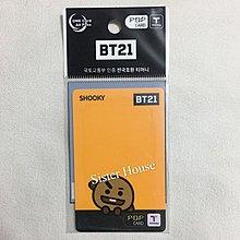 BT21 Shooky T Money 韓國交通卡