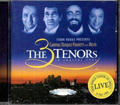 三大男高音 / 1994世紀重逢音樂會The 3 Tenors in Concert 1994