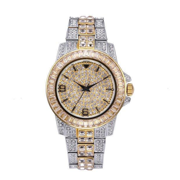 [靚錶閣]高質量T鑽滿天星腕錶/三色上市