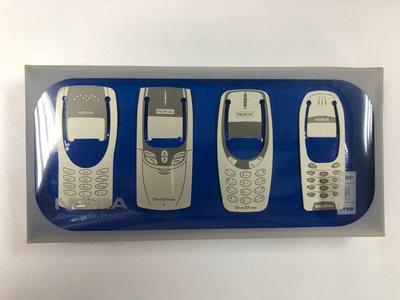 諾基亞 Nokia 原裝絕版 限量金屬書簽