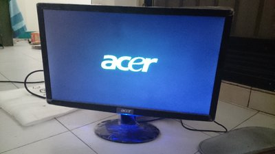 Acer 21吋led 液晶營幕