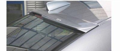 DJD19050418 BMW 5系列 E60 頂翼 後遮陽 PU材質 素材