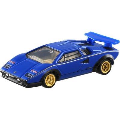 現貨~限量! 日空版 TOMICA 多美 合金 黑盒 10 藍寶堅尼 LP500 藍版
