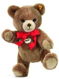 ❤️🇩🇪全新正品 購於專櫃 金耳扣熊 典藏精品 STEIFF泰迪熊 - Petsy Teddy Bear(28cm)生日禮物 彌月禮物 新北市
