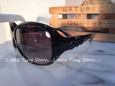 MIT台灣製造太陽眼鏡 復古限定大方框水滴簍空腳架大眼蛙黑膠框防風防曬眼鏡UV400