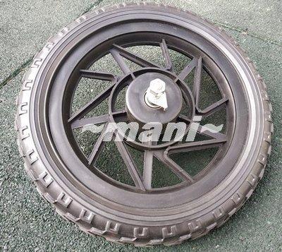 ♡曼尼♡ 小朋友 滑步車 12吋 車輪 發泡輪 實心輪 車輪 輪胎 輪子