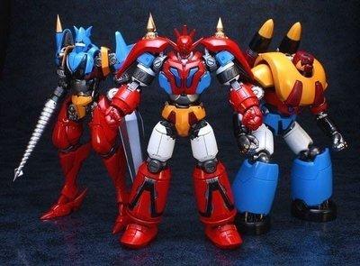 全新 未開封 Artstorm Fewture EX 合金三一萬能俠G Getter Robot G, Dragon + Liger + Poseidon 三盒