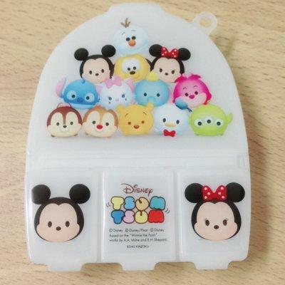 *FollowV* 連線Disney迪士尼《 》TsunTsum米奇  米妮  奇奇蒂蒂 吊飾 飾品小物收納盒