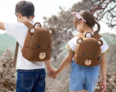 幼稚園書包女孩男寶寶可愛小背包兒童旅行...