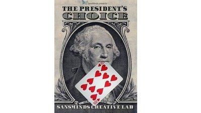 【天天魔法】【S786】正宗原廠~總統的選擇~The President's Choice by SansMinds