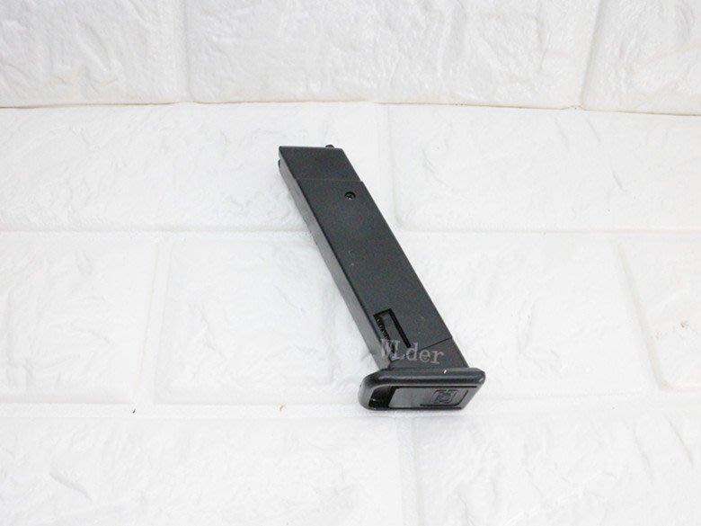 [01] KWC G17 空氣槍 彈匣 ( KWC KA12 GLOCK 手槍 克拉克BB槍BB彈彈夾玩具槍短槍模型槍