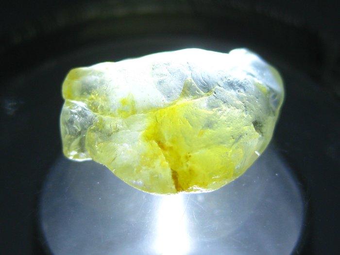 拓帕石 Topaz 天然無燒無處理 自然藍 原礦 標本 礦石 27【Texture & Nobleness 低調與奢華】