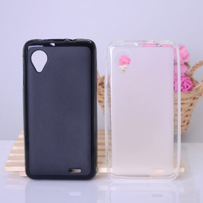全新HTC清水矽膠保護套/ 高清水晶果凍套102e, Desire 500, 506e, Desire C, A320e%65 台北市