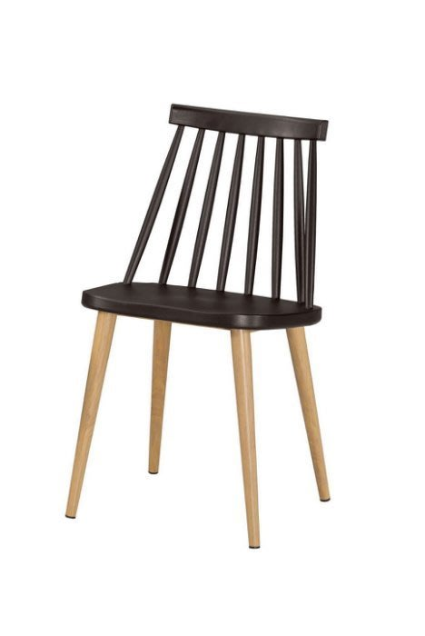 【DH】商品編號G1028-4商品名稱美艾造型椅/黑色(圖一)白色/黑色/藍色/綠色/黃色。五色可選。主要地區免運費