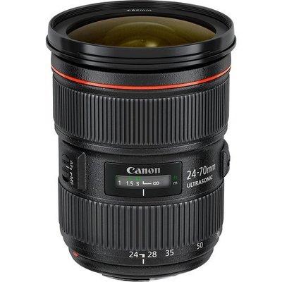鏡花園 Canon EF 24-70mm f2.8L II USM Zoom Lens (租相機、租鏡頭) 台北市