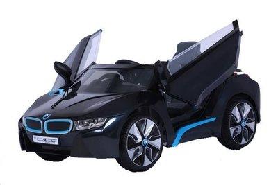 免運費【購便宜】馬克文生原廠授權 BMW I8 雙驅兒童電動車(附搖控器)跑車.遙控汽車.兒童遙控車.玩具車交通造型玩具