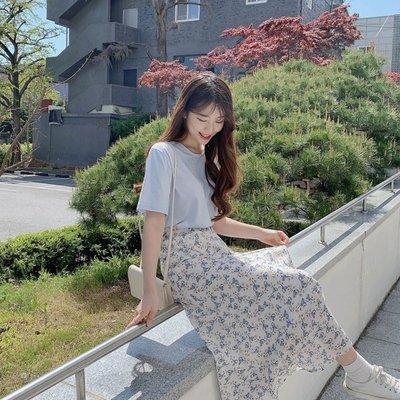 【ZEU'S】小清新甜美碎花長裙『 06120605 』【現+預】F