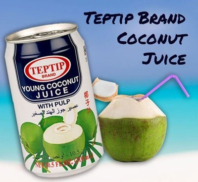 【BOBE便利士】泰國 TEPTIP 椰子汁/果汁
