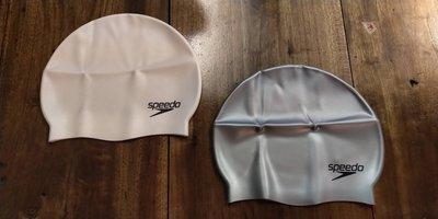 SPEEDO 泳帽二組