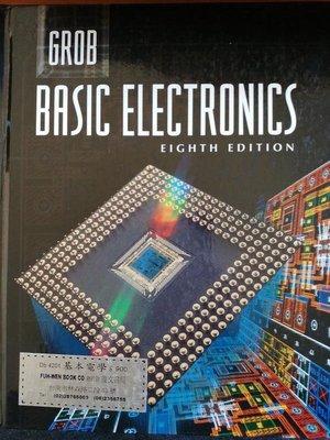34《Basic Electronics 8e》ISBN:0071152962│Grob│些微泛黃